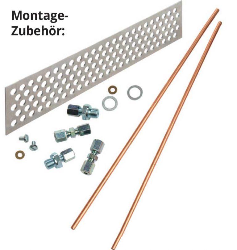 Mounting Accessories Oil Meter HZ 5D und HZ 6D