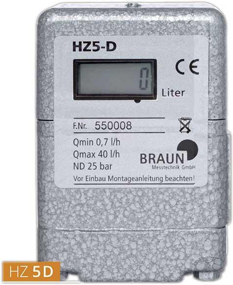 Compteur de fuel HZ 5 D
