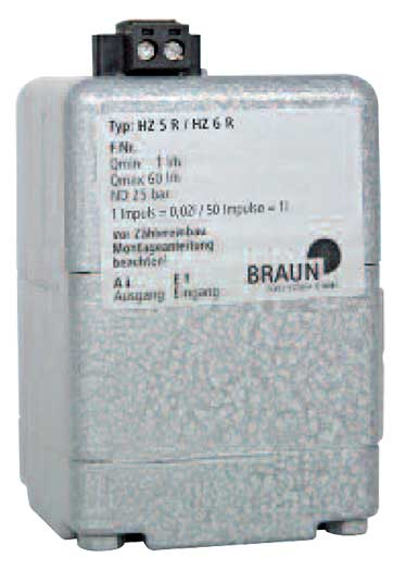 Oil Meter HZ 5 R / HZ 6 R