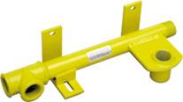 Rohr-Anschluss-Einheit RA Mit verstellbaren Wandabstandshaltern
