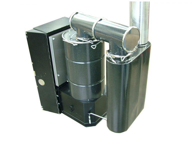 Oil evaporation burner IHS 2000 B