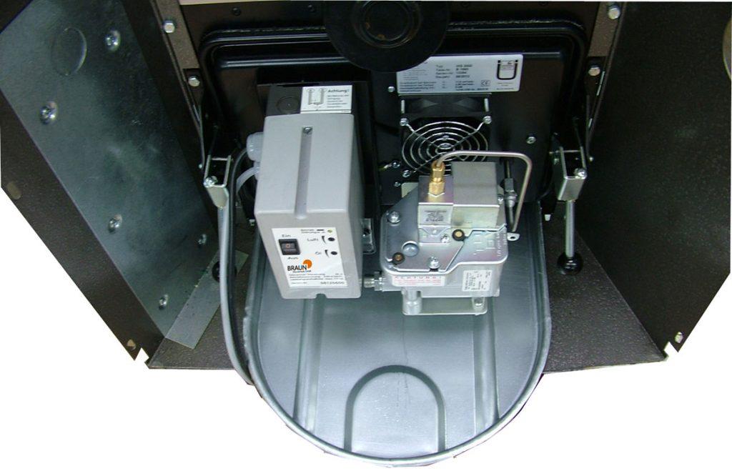 Ölverdampfungsbrenner IHS 2000 B